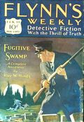 Flynn's Weekly Detective Fiction (1924-1926 Red Star News) Pulp Vol. 22 #1
