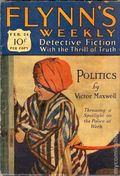 Flynn's Weekly Detective Fiction (1924-1926 Red Star News) Pulp Vol. 22 #2