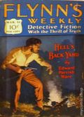 Flynn's Weekly Detective Fiction (1924-1926 Red Star News) Pulp Vol. 22 #6