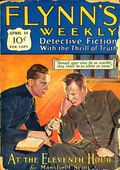 Flynn's Weekly Detective Fiction (1924-1926 Red Star News) Pulp Vol. 23 #3