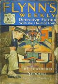 Flynn's Weekly Detective Fiction (1924-1926 Red Star News) Pulp Vol. 23 #6