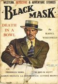 Black Mask (1920-1951 Pro-Distributors/Popular) Black Mask Detective Pulp Sep 1930
