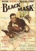 Black Mask (1920-1951 Pro-Distributors/Popular) Black Mask Detective Pulp Nov 1930