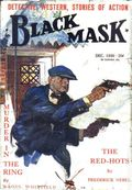 Black Mask (1920-1951 Pro-Distributors/Popular) Black Mask Detective Pulp Dec 1930