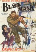 Black Mask (1920-1951 Pro-Distributors/Popular) Black Mask Detective Pulp Feb 1931