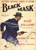 Black Mask (1920-1951 Pro-Distributors/Popular) Black Mask Detective Pulp Mar 1931
