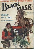 Black Mask (1920-1951 Pro-Distributors/Popular) Black Mask Detective Pulp Apr 1931