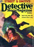 Detective Story Magazine (1915-1949 Street & Smith) Pulp 1st Series Vol. 135 #4