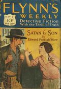 Flynn's Weekly Detective Fiction (1924-1926 Red Star News) Pulp Vol. 24 #2