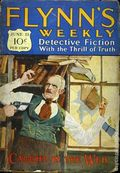 Flynn's Weekly Detective Fiction (1924-1926 Red Star News) Pulp Vol. 24 #5