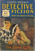 Flynn's Weekly Detective Fiction (1924-1926 Red Star News) Pulp Vol. 24 #6