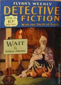 Flynn's Weekly Detective Fiction (1924-1926 Red Star News) Pulp Vol. 25 #1