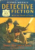 Flynn's Weekly Detective Fiction (1924-1926 Red Star News) Pulp Vol. 25 #3