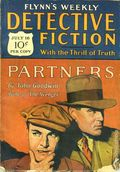 Flynn's Weekly Detective Fiction (1924-1926 Red Star News) Pulp Vol. 25 #4