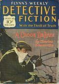 Flynn's Weekly Detective Fiction (1924-1926 Red Star News) Pulp Vol. 25 #5