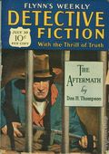 Flynn's Weekly Detective Fiction (1924-1926 Red Star News) Pulp Vol. 25 #6
