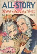 All-Story Love (1929-1955 Popular Publication) Pulp Vol. 10 #1