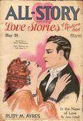 All-Story Love (1929-1955 Popular Publication) Pulp Vol. 11 #4