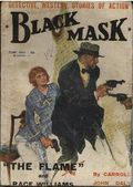 Black Mask (1920-1951 Pro-Distributors/Popular) Black Mask Detective Pulp Jun 1931
