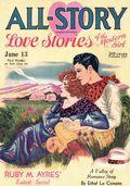 All-Story Love (1929-1955 Popular Publication) Pulp Vol. 12 #1