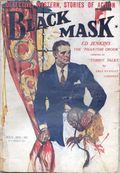 Black Mask (1920-1951 Pro-Distributors/Popular) Black Mask Detective Pulp Jul 1931