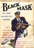 Black Mask (1920-1951 Pro-Distributors/Popular) Black Mask Detective Pulp Sep 1931