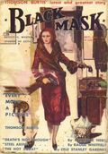 Black Mask (1920-1951 Pro-Distributors/Popular) Black Mask Detective Pulp Oct 1931