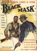 Black Mask (1920-1951 Pro-Distributors/Popular) Black Mask Detective Pulp Nov 1931