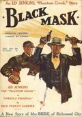 Black Mask (1920-1951 Pro-Distributors/Popular) Black Mask Detective Pulp Dec 1931