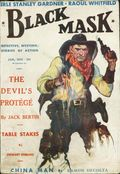 Black Mask (1920-1951 Pro-Distributors/Popular) Black Mask Detective Pulp Jan 1932