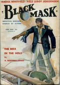 Black Mask (1920-1951 Pro-Distributors/Popular) Black Mask Detective Pulp Feb 1932