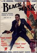 Black Mask (1920-1951 Pro-Distributors/Popular) Black Mask Detective Pulp Mar 1932