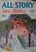 All-Story Love (1929-1955 Popular Publication) Pulp Vol. 16 #1