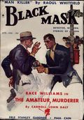 Black Mask (1920-1951 Pro-Distributors/Popular) Black Mask Detective Pulp Apr 1932