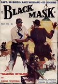 Black Mask (1920-1951 Pro-Distributors/Popular) Black Mask Detective Pulp May 1932