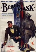 Black Mask (1920-1951 Pro-Distributors/Popular) Black Mask Detective Pulp Jun 1932