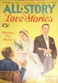 All-Story Love (1929-1955 Popular Publication) Pulp Vol. 17 #4
