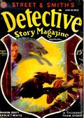 Detective Story Magazine (1915-1949 Street & Smith) Pulp 1st Series Vol. 143 #6