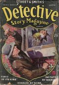 Detective Story Magazine (1915-1949 Street & Smith) Pulp 1st Series Vol. 145 #6