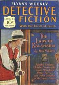Flynn's Weekly Detective Fiction (1924-1926 Red Star News) Pulp Vol. 26 #1