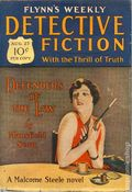 Flynn's Weekly Detective Fiction (1924-1926 Red Star News) Pulp Vol. 26 #4