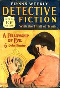 Flynn's Weekly Detective Fiction (1924-1926 Red Star News) Pulp Vol. 27 #2