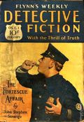 Flynn's Weekly Detective Fiction (1924-1926 Red Star News) Pulp Vol. 27 #3