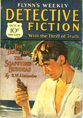 Flynn's Weekly Detective Fiction (1924-1926 Red Star News) Pulp Vol. 27 #4