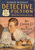 Flynn's Weekly Detective Fiction (1924-1926 Red Star News) Pulp Vol. 27 #5