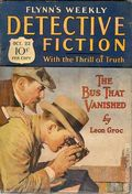 Flynn's Weekly Detective Fiction (1924-1926 Red Star News) Pulp Vol. 27 #6