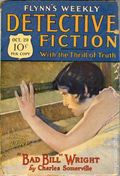 Flynn's Weekly Detective Fiction (1924-1926 Red Star News) Pulp Vol. 28 #1
