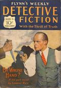 Flynn's Weekly Detective Fiction (1924-1926 Red Star News) Pulp Vol. 28 #2