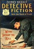 Flynn's Weekly Detective Fiction (1924-1926 Red Star News) Pulp Vol. 28 #3