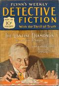 Flynn's Weekly Detective Fiction (1924-1926 Red Star News) Pulp Vol. 28 #4